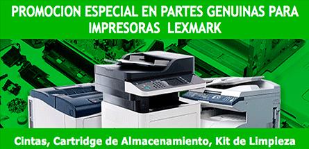 Argentina Lexmark pesentation