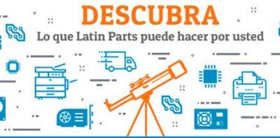descubra lo que latin parts puede hacer por usted